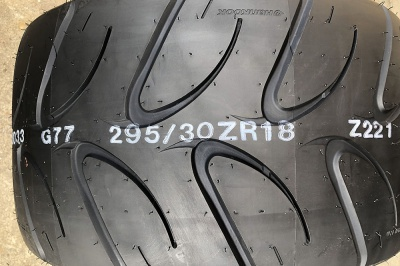 G-max Tire : Special Compound Spec